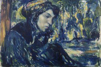 Johannes Greenberg (1887–1951). Kurbus. 1940–1944.