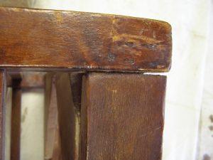 Lahtine tooli tapp