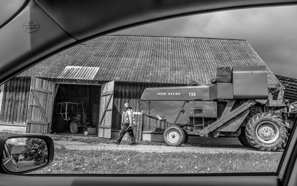 Peapreemia II. Autor: Silvi Arold. Jõgevamaa, Saare vald, Sirguvere küla, Kubja talu.