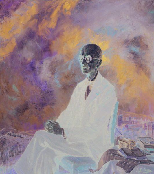 Manuel de Falla portree