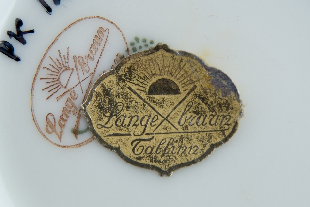 1933. aastast kehtinud firmamärk ja pabermärk
