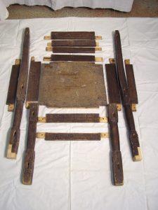 Lahti võetud tool