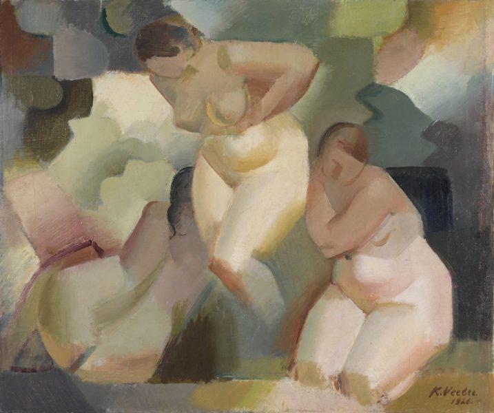 Kuno Veeber (1898–1929). Suplejad.