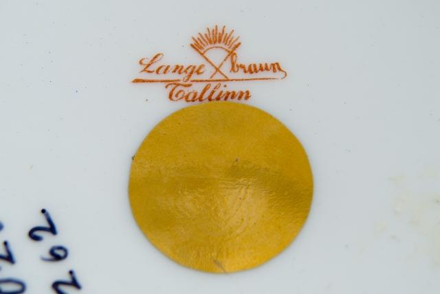Kuldtäpiga ekspordimärk