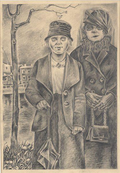 Natalie Mei (1900–1975). Naised.