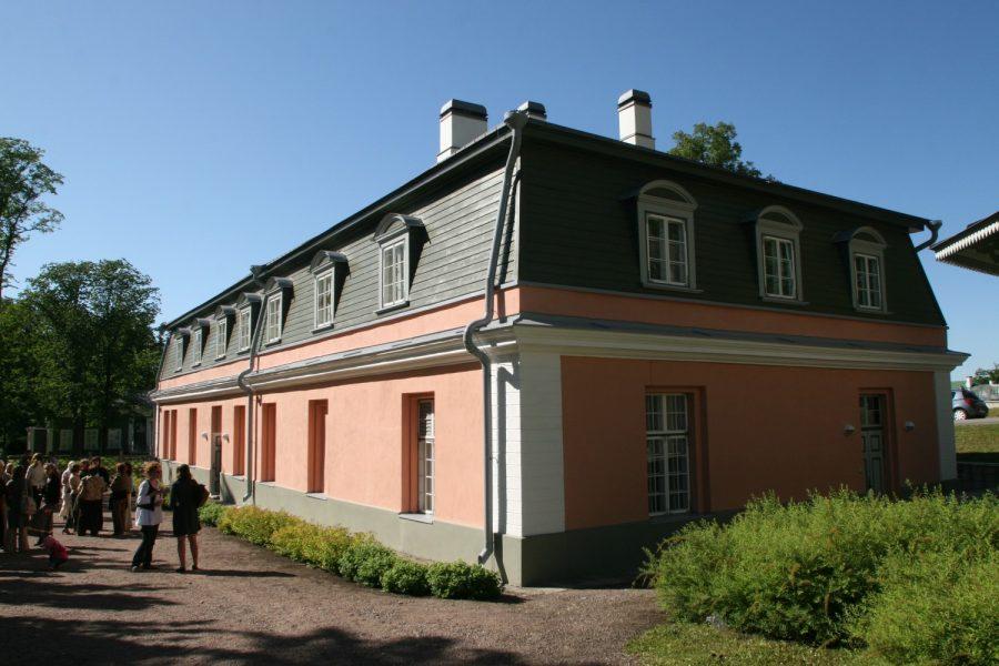 Mikkeli muuseum.