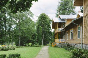 C. R. Jakobsoni elumaja Kurgjal