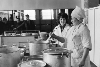 Toidukultuur 1940-1950datel