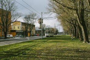 Tramm Kopli tänaval